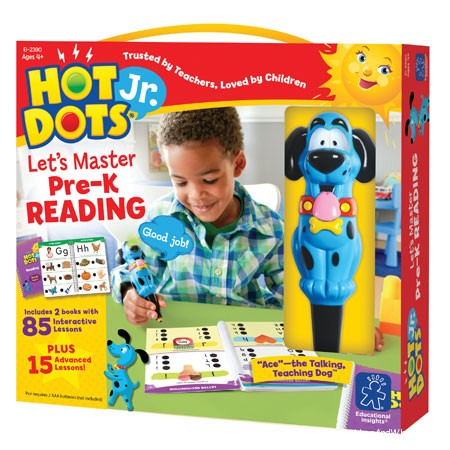 Hot Dots® Let's Learn! Phonics Set – 3minutemaths.co.uk