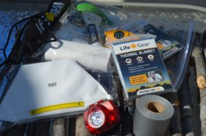 Life Gear 72 Hour Emergency Kit
