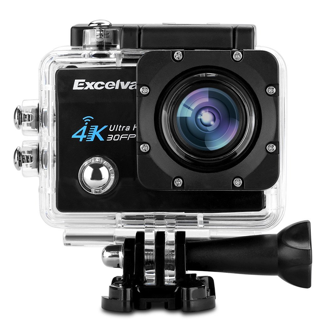 Excelvan Q8 Full HD 4K Waterproof Action Camera Review