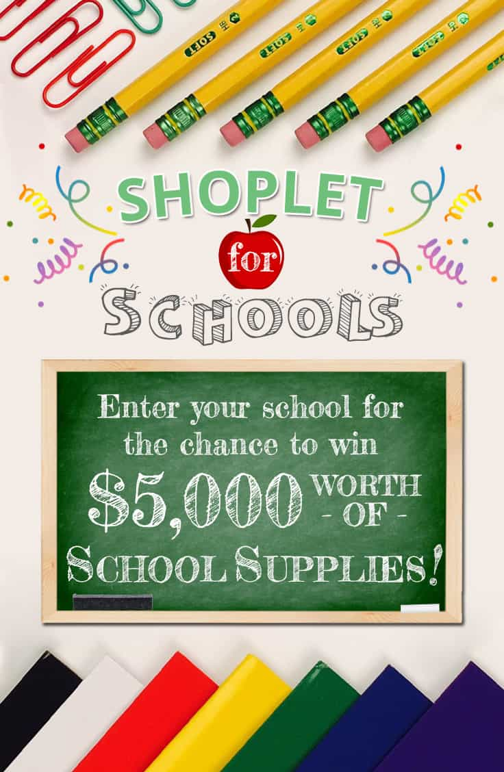 Shoplet coupon code