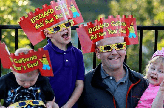 Kid S New Year Eve Legoland Review