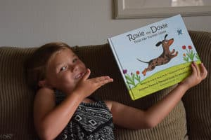 Roxie the Doxie Finds Her Forever Home! Written By Jody A. Dean Ph.D