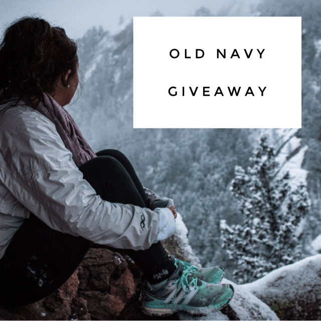 $150 Old Navy Gift Card Giveaway!
