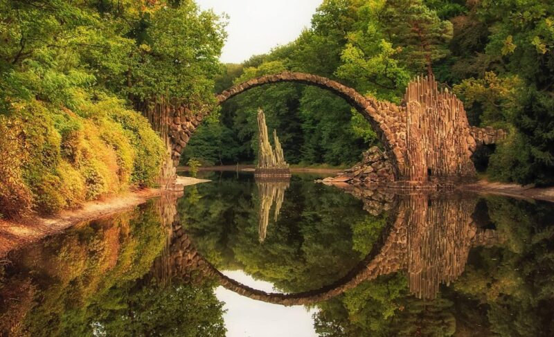The Devil's Bridge, Germany